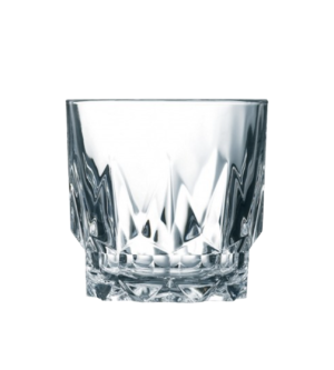 Rocks Glass, Artic, Tempered, Old Fahion, 10.5 Oz.