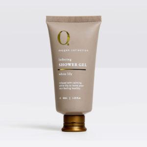 Shower GEl, Hotel Bath Amenities, Oxygen O2 Collection