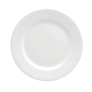 Oneida Bright White Plate