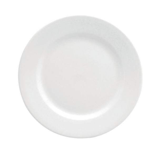 Oneida Bright White Plate