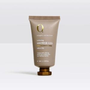 Shower Gel - Hotel Size - Oxygen 02 Bath Amenities