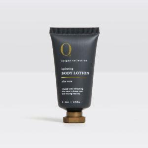 Body Lotion, Oxygen 02 Bath Amenities for Hotels