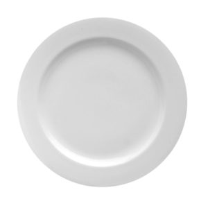 Royal porcelain avalon plate, luxury hotel banquet dinnerware by Steelite