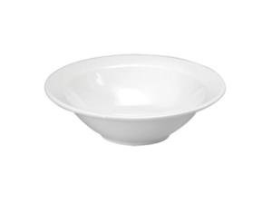 Oneida Bright White Grapefruit bowl