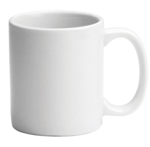 Oneida Bright White Mug