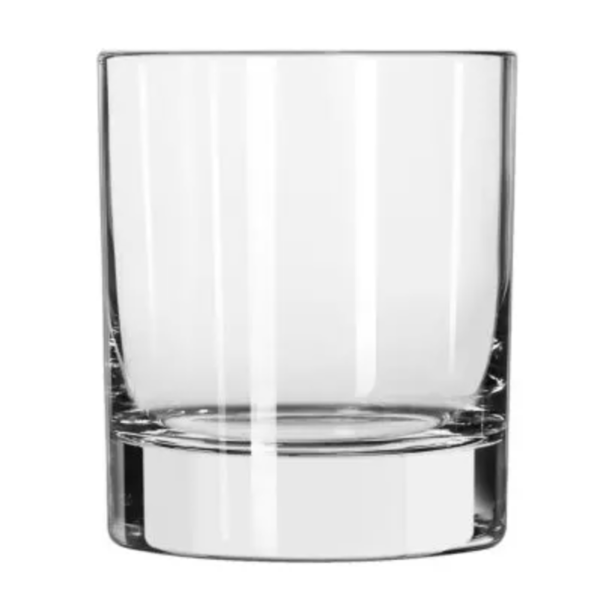 Libbey Modernist 12oz Dbl Old Fashion Glass