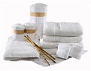 Bathroom Towels & Linens
