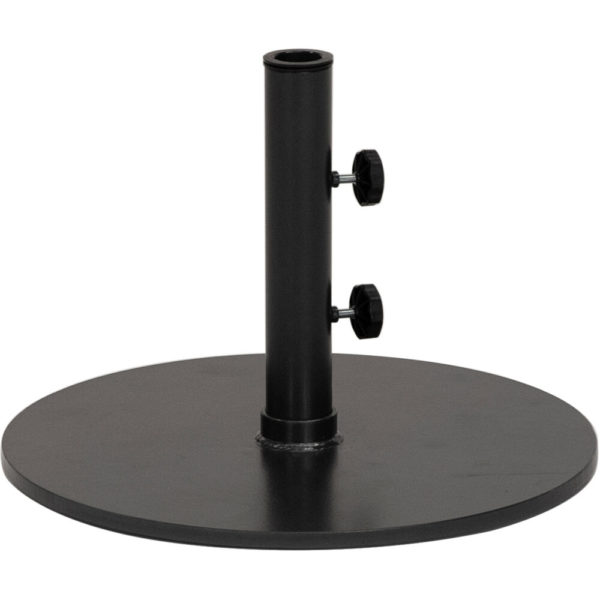 Commercial Umbrella Base, Aluminum Steel