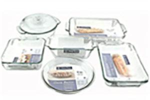 Glass & Ceramic Bakeware