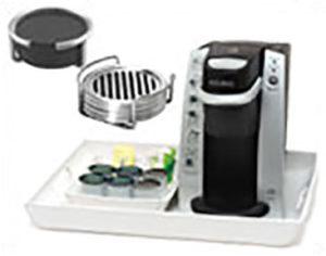 Coasters & Coffee Service Trays