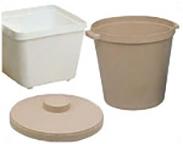 Plastic & Economy Ice Buckets