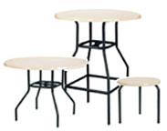 Fiberglass Topped Tables
