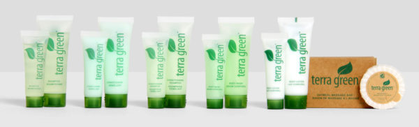 Luxury Hotel Amenities Collection, Terra Green