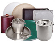 Ice Buckets, Trays & Accessories