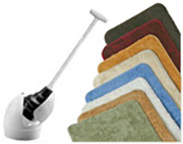 Supplemental Bathroom Items