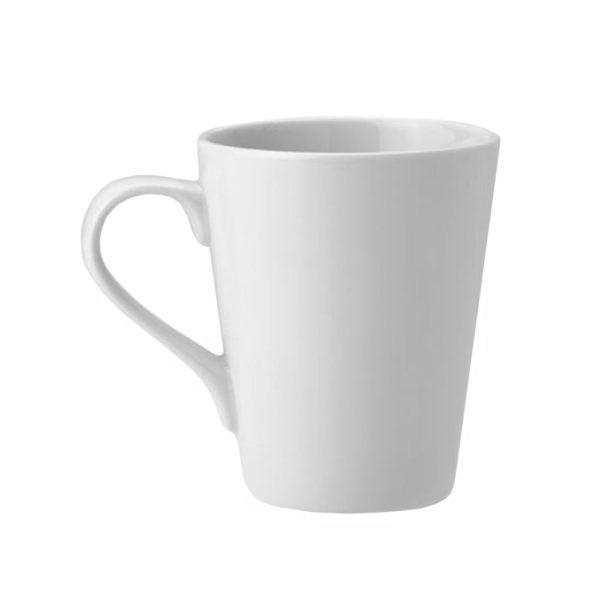 Royal Porcelain Banquet Dinnerware by Steelite, 13 ounce coffee mug