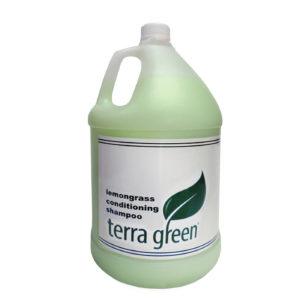 Gallon Conditioner Shampoo, Terra Green