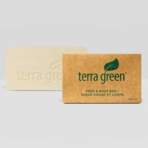 Terra Green Hotel Size Bar Soap