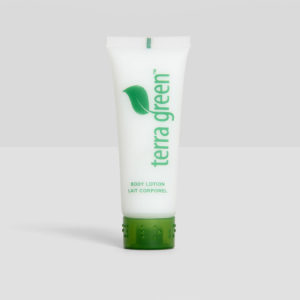 Luxury Hotel body lotion, Terra Green