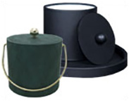 Leatherette & Vinyl Ice Buckets