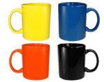 C-Handle Mugs, 11 Oz.