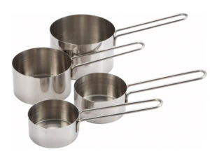 Measuring Cups Set Stainless Steel