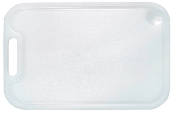 Large White Poly Cutting board