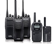 Kenwood ProTalk 2-way Radios