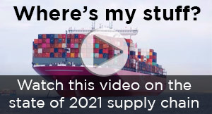 State of Post-Pandemic Supply Chain 2021