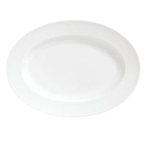 Dinner Platter, Bone China, Serving