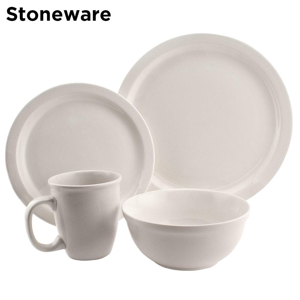 Example of Stoneware Dinnerware, Empire Sierra Set