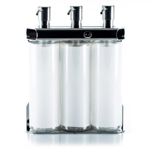 3 Cylinder Fixture, Aquamenities