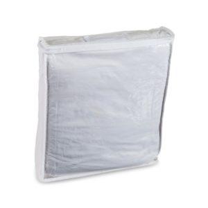 Comforter, Blanket Bag, White
