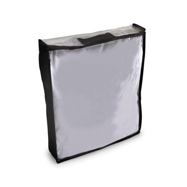 Comforter / Blanket Bag, White, Zippered