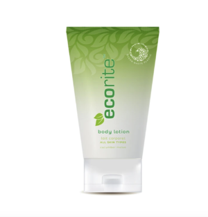 Ecorite body lotion, amenity, guest