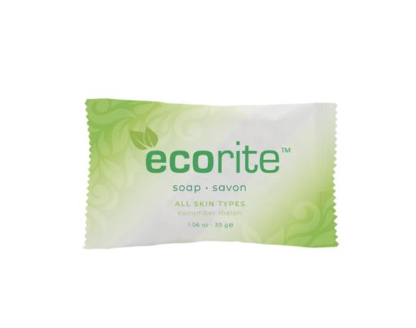 Ecorite Soap, 1 oz, Sachet Wrapped