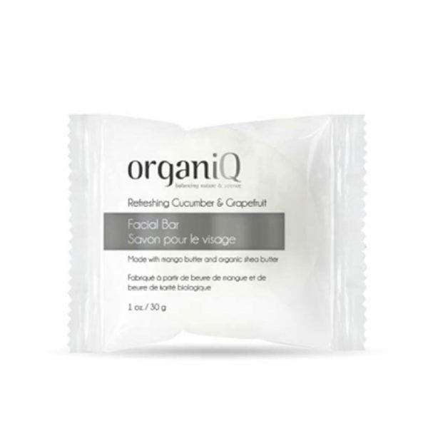 Facial Bar Soap, OrganiQ, Amenity